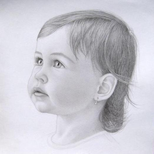 Little girl by jm78.deviantart.com on @DeviantArt