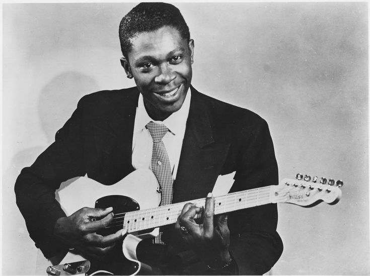B.B. King Dead: The Blues Legend's Life In Pictures, From 1950s Concerts To The Rock'n'Roll Hall Of Fame (PHOTOS)