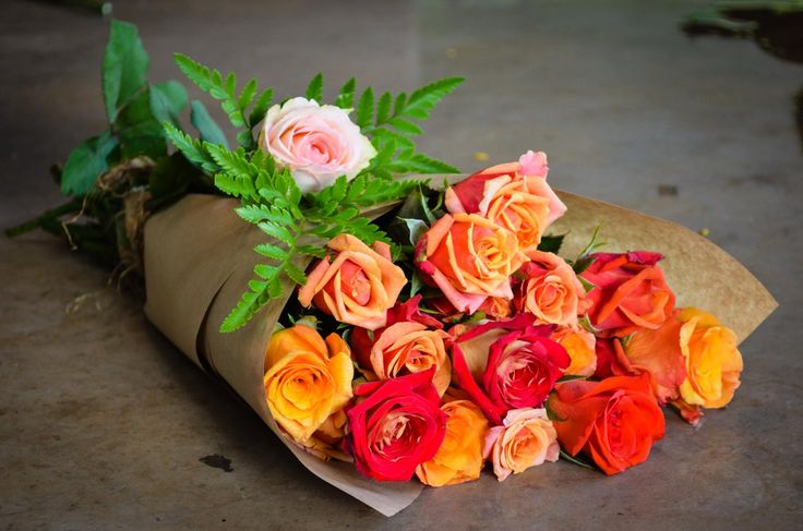 Mpumalanga Residents - our gift to you!  Ladies why not treat yourselves to one of our stunning Spa Treatments of R400 or more and you'll receive a free bunch of roses before you leave! Kick start your weekend on a high!