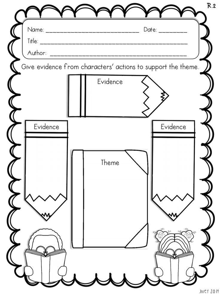 story map graphic organizer pdf
