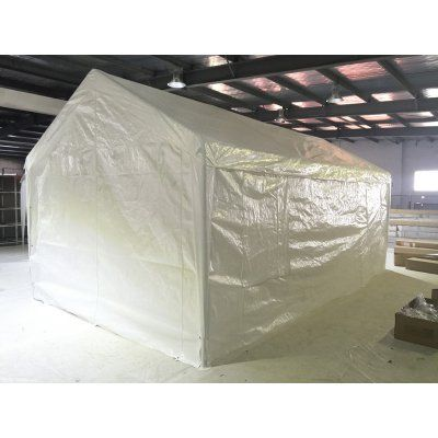 Impact Canopy 11 X 20 Ft All Season Carport And Garage