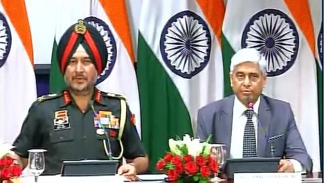 The #Indian_Army   said on Thursday that it has incurred serious damage on terrorist and those supporting them in a surgical strike did over the Line of Control, considered the accepted fringe with Pakistan.