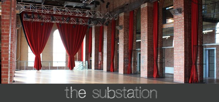 The Substation » Ed Dixon Food DesignEd Dixon Food Design Melbourne Venues