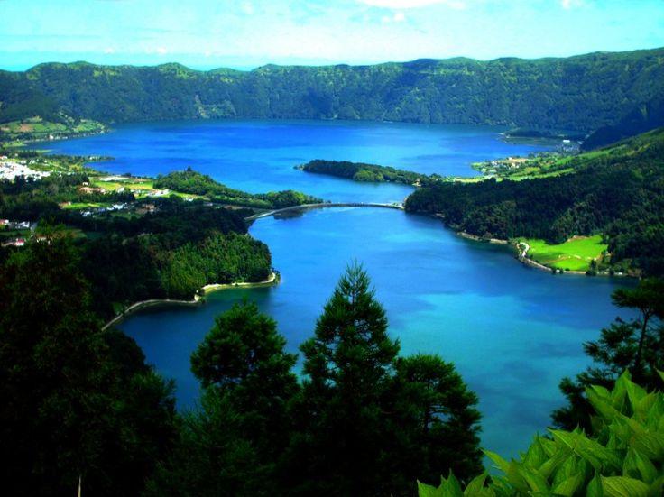 Lagoa das Sete Cidades - São Miguel Island - The Azores | Portugal