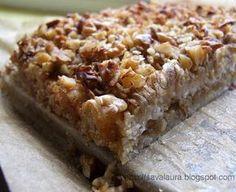 Prajitura cu mere si gris | Retete culinare cu Laura Sava