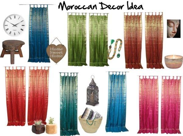 Emejing Moroccan Curtains Photos Ancientandautomata