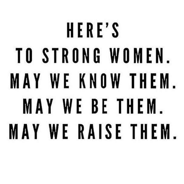 Strongwomen