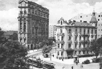 Warsaw pre-war
