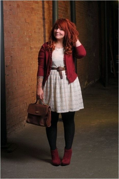 37 Stunning Plus Size Women Outfit Ideas For Fall and Winter 3