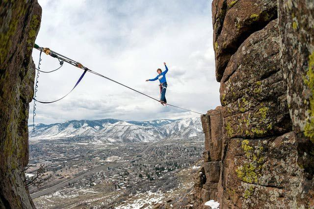 The Top 10 Most Common Phobias: Acrophobia - Fear of Heights