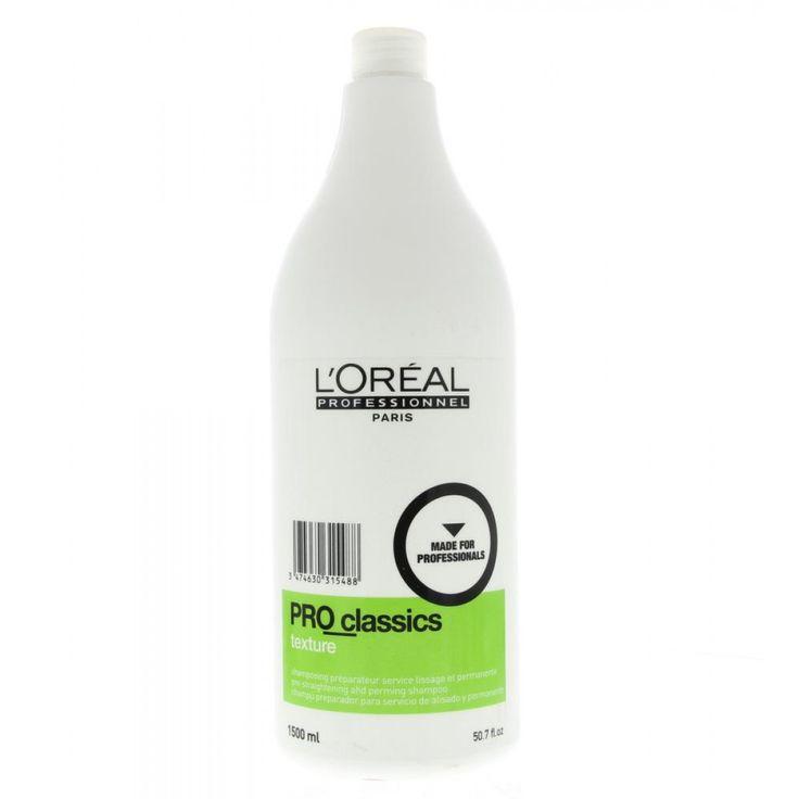 L'Oréal Professionnel Pro Classics Texture Shampoo  Pre-straightening/Pre-permanen 1500ml