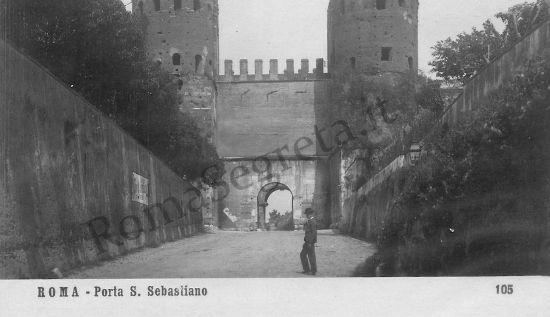 Porta S.Sebastiano