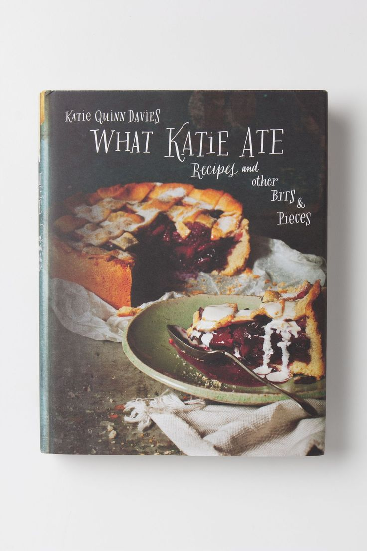 Recipes and Other Bits and Pieces /What Katie Ate