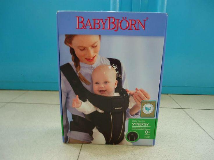 MOCHILA PORTABEBE BABYBJORN SYNERGY, 75 EUROS