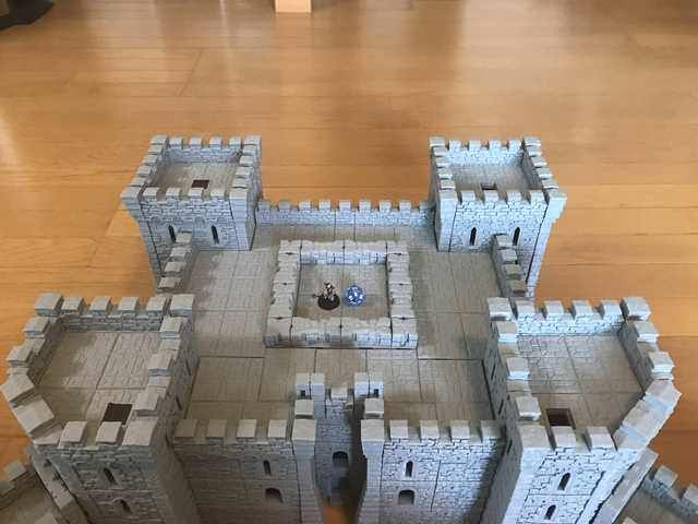 photograph about Printable Scenery known as Printable Surroundings Rampage Castle activity terrain Landscapes