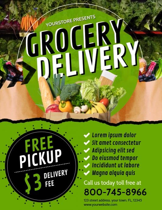 Online Grocery Shopping Android App