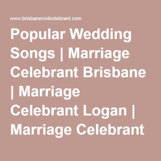 Best 25 Popular Wedding Songs Ideas On Pinterest
