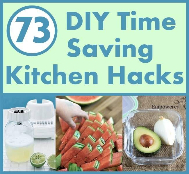 73 Eye Opening Kitchen Secrets
