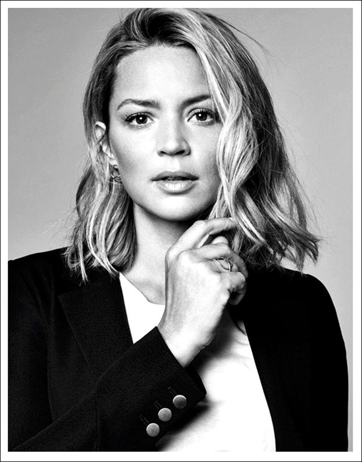 Virginie Efira dans le Magazine Grazia 13 mai 2016