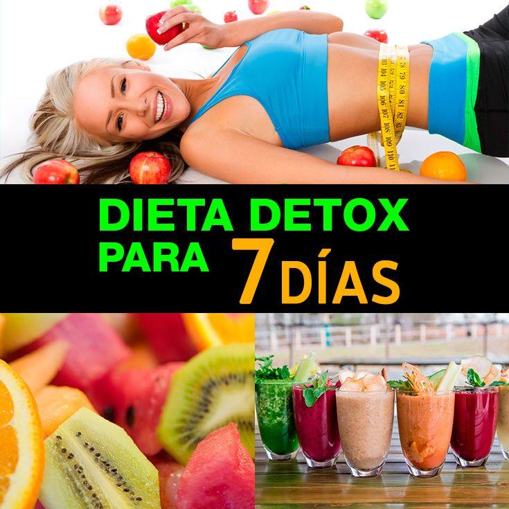 Detoxifiere cu sucuri 7 zile
