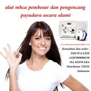 Pakai alat mhca pembesar dan pengencang payudara secara alami untuk masalah bentuk payudara kecil & kendur. Pesan SMS/WA/LINE +6287809000530 (ISA KOSWARA).