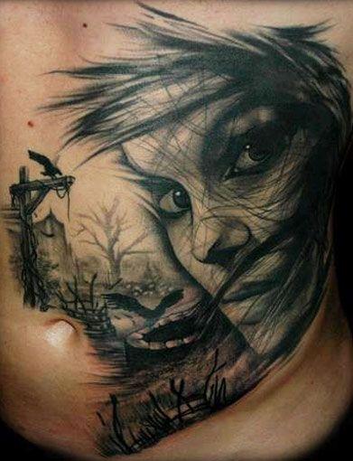Tattoo Artist - Sandor...
