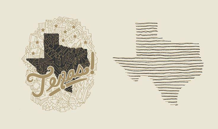 Becky Murphy: Texas Illustration