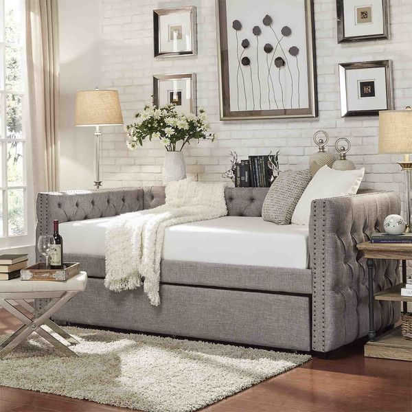glenroy 885 tufted daybed joss main