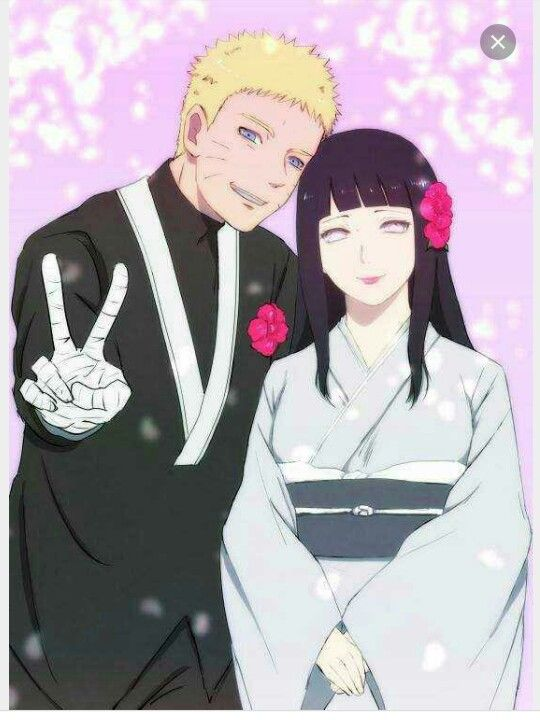 Married And Have 2 Childs Naruto Pinterest Naruto