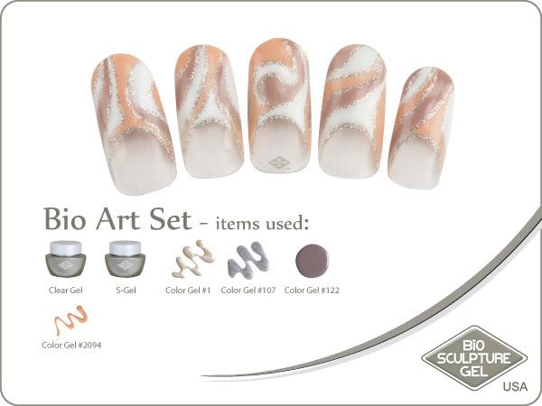 Pucci art set