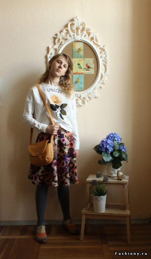 Стиль дочек большой тёти или Что носить подростку