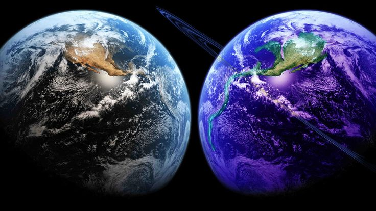 Physicists Discover That Parallel Worlds Exist and Interact with Us  http://www.corespirit.com/physicists-discover-parallel-worlds-exist-interact-us/