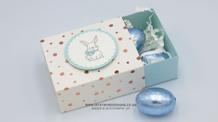 A Good Day Mini Easter Slider Treat Box – Intatwyne Designs