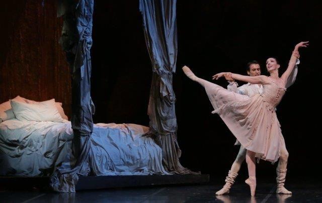 L'histoire de Manon coreografia Kenneth MacMillan
