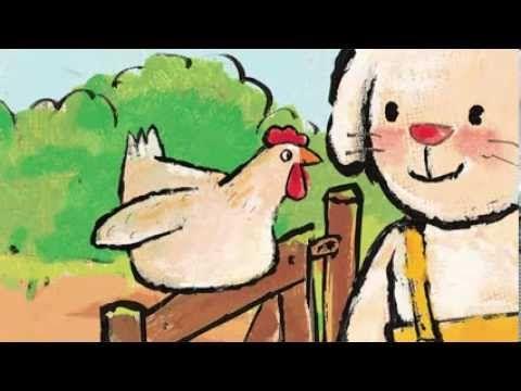 Fundel in de kijker - Rikki en Mia de kip