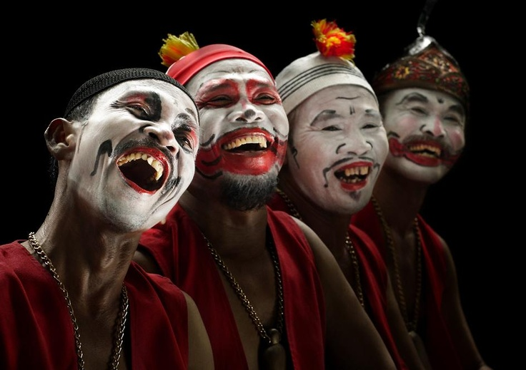 PUNAKAWAN - Ario Wibisono - Punakawan is a family of characters in Javanese wayang, they are sometimes referred to as clown-servants because they normally are associated with the story's hero, and provide humorous and philosophical interludes. Punakawan consists of Gareng, Bagong, Semar and Petruk