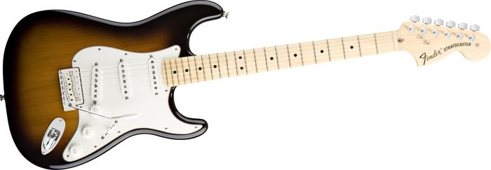 Fender Stratocaster: Made in the USA.  A Real Classic