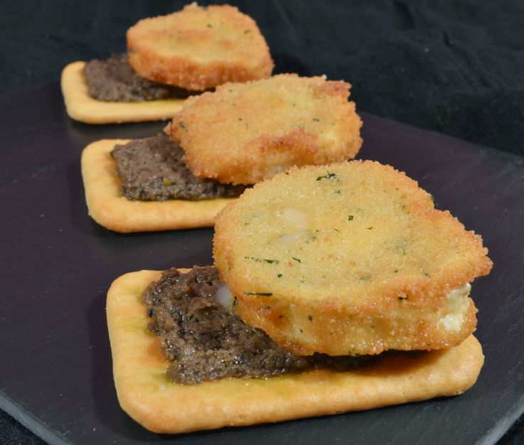 1000 images about recetas con aceitunas recipes with for Canape de pate con cebolla caramelizada