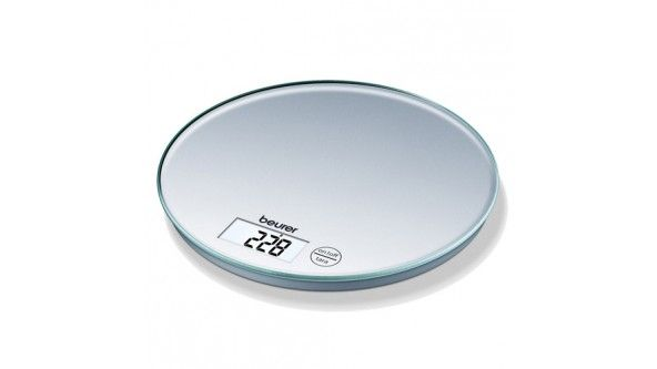 Measure out your ingredients with the stylish, accurate Beurer KS28 Kitchen Scale. Modern looks, tare weighing function and a 5 kg capacity mean that you can really get a lot out of these Beurer Scales.