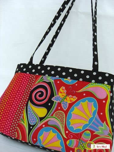 """""""Not a Funeral Bag"""" – Free Pattern 