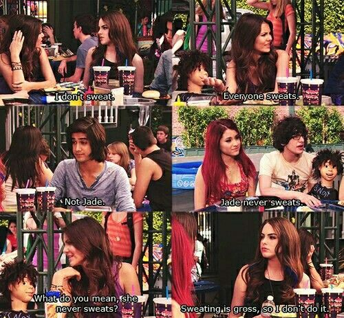 Are beck and jade from victorious really dating