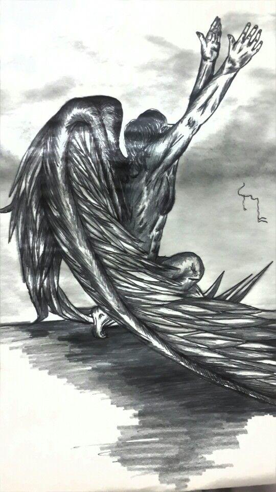 ANGEL CONSULTANDO A ALLAH