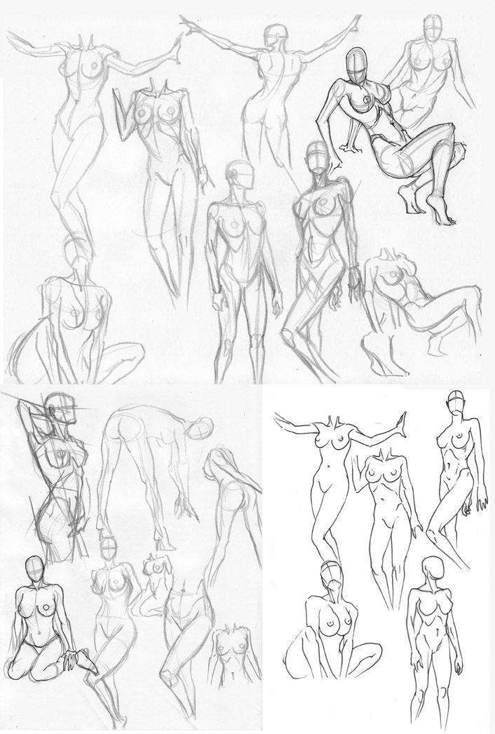 Drawing hentai tutorial