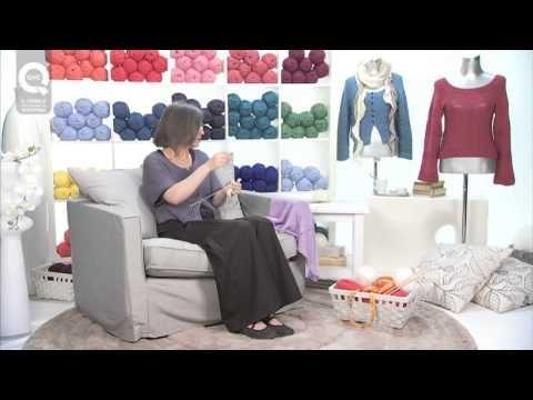 ▶ Lavora a maglia con Emma Fassio - Come recuperare una maglia al rovescio - YouTube