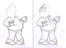 Resultado de imagen para cuerpos dibujar  la cabeza a los personajes
