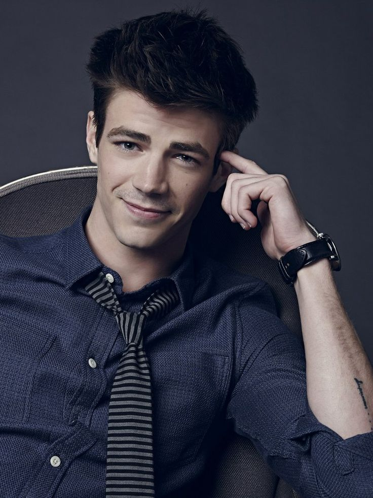 One of my Favorite Pictures of Grant Gustin!⚡️