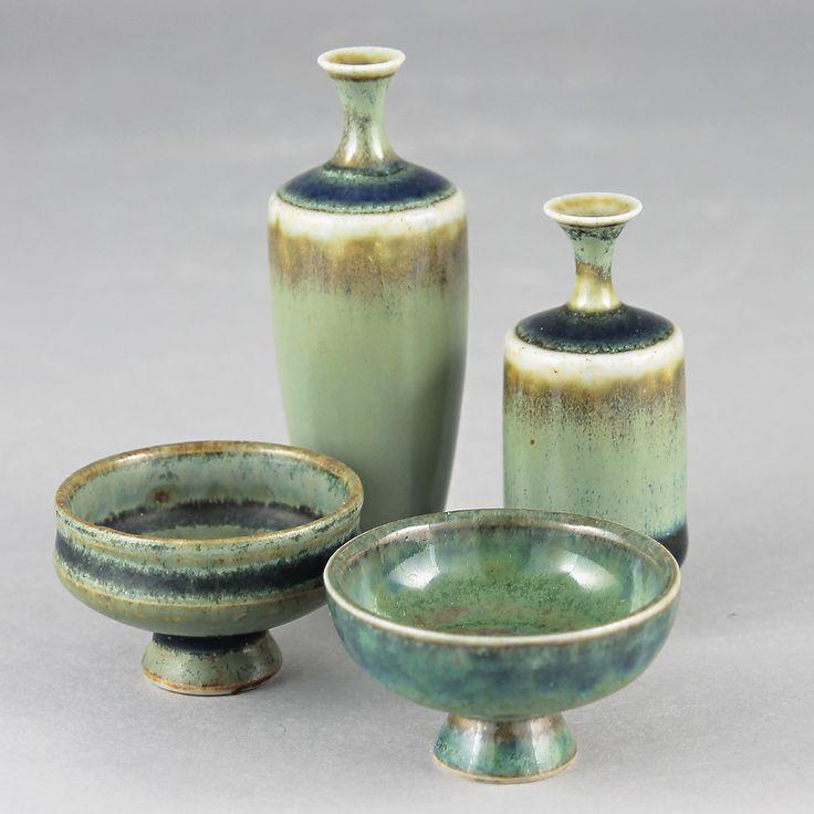 John Andersson (1950s) Elegant Miniature Quartet