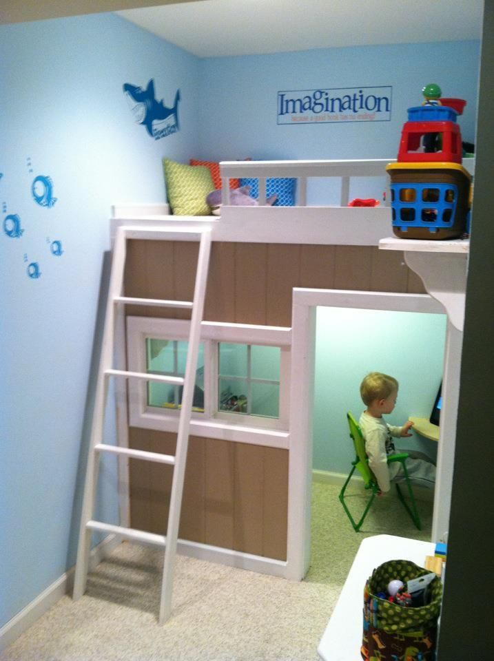 Box Room Ideas For Toddlers