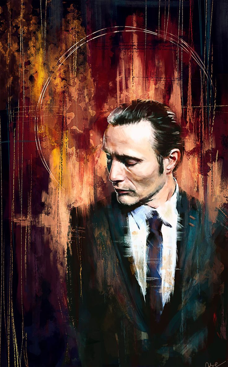 Dr. Hannibal Lecter by Namecchan on DeviantArt