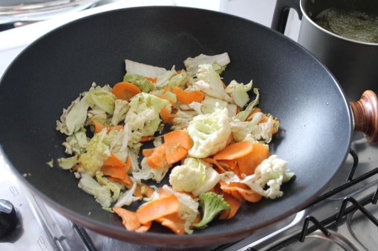 Passo a passo Yakisoba: Receitas Culinárias, Recipes